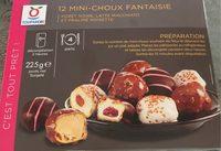 12 mini choux fantaisie - Product