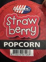 Strawberry Popcorn - Produit
