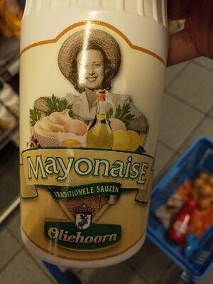 Oliehoorn Mayonaise - Product