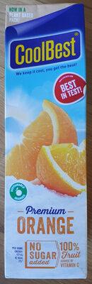 Premium orange - Product - nl