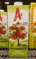 Appelsientje jus de pomme - Product - nl