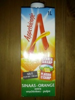 Jus d'orange  extra pulpe - Product - en