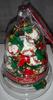 Fantaisie au cacao fourré de crème (noisette, caramel) Chocolat de Noël - Product