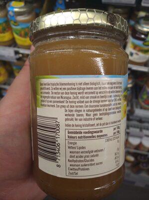 Bloemen Honing Fair Trade - Product - nl