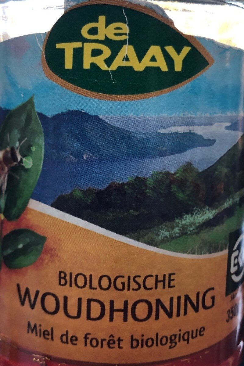 Biologische woudhoning - Product - nl