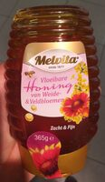 Vloeibare Honing van Weide- & Veldbloemen - Product