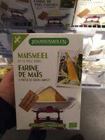 Farine de maïs à partir de grain complet - Product - nl