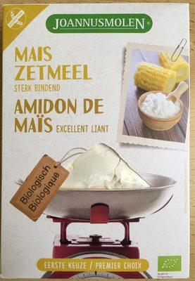 Amidon de maïs bio - Product