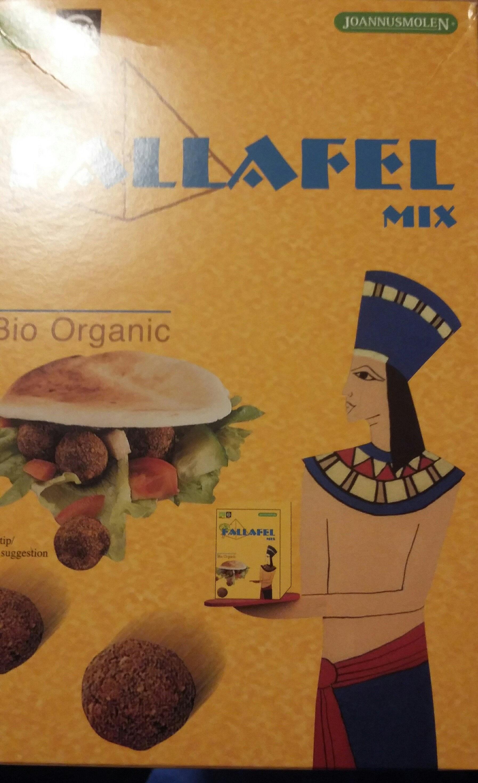 Fallafel mix - Produit - fr