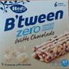 B'tween zero Witte Chocolade - Product