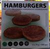Hamburgers précuite - Produit