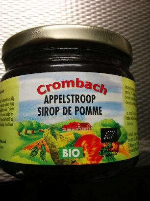 Crombach appelstroop - Product - en