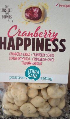 Cranberry happiness - Prodotto - es
