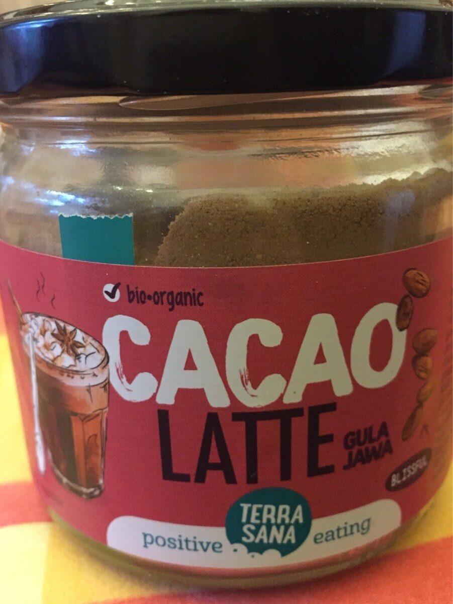 Cacao latte gula jawa - Product - fr