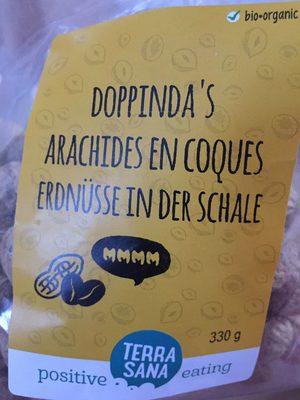 calorie Arachides en Coques