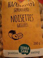 Hazelnoten geroosterd - Product - nl