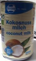 Kokosnuss milch - Produit - fr