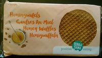 Gaufres au miel bio - Product - fr