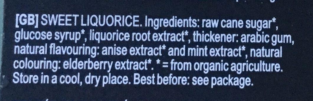 ZOO - Ingredients - en