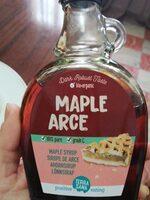 Maple Arce - Producte