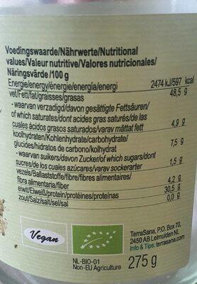 Raw Superfood Bio Hanfsamen (275 G) Von Terrasana - 7