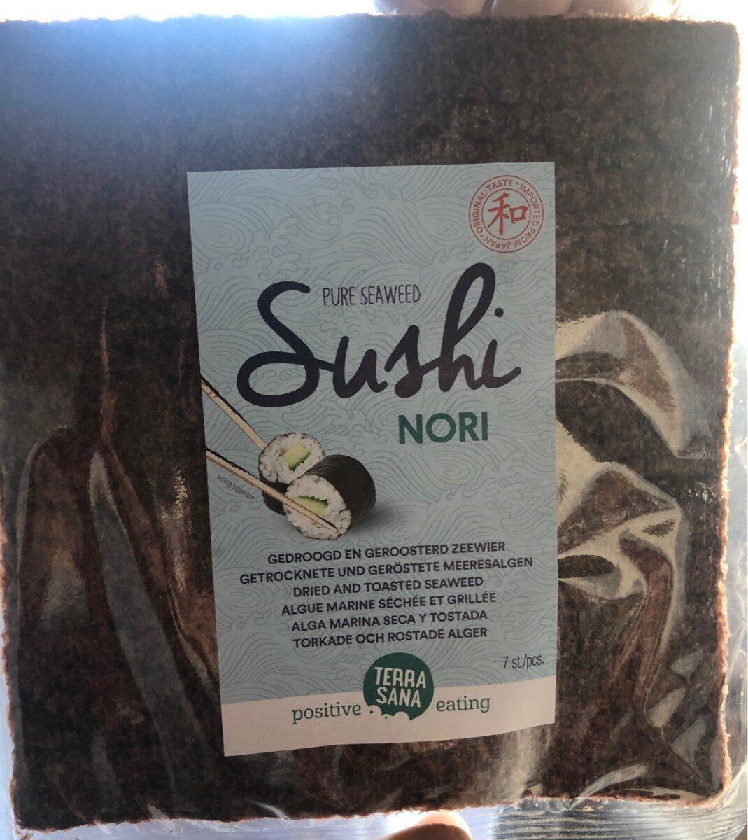 Sushi nori - Product - nl