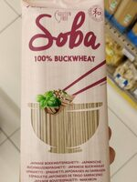 Spaghetti Soba Sarrasin - Product - fr