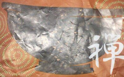 Black Sesame Crackers - Product - en