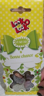 calorie Give away candy Bonne chance