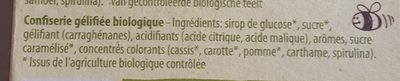 Tropical Cola - Ingrediënten - fr