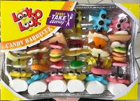 Candy Barbecue - Produit