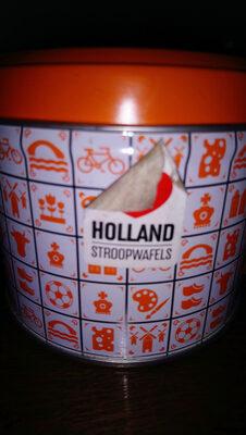 "Daelman's Caramel Wafers ""Stroopwafels"" Orange Tin 8.11 Oz [pack Of - Product - nl"