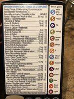 Magnesium vitaminen & mineralen Compleet - Voedingswaarden