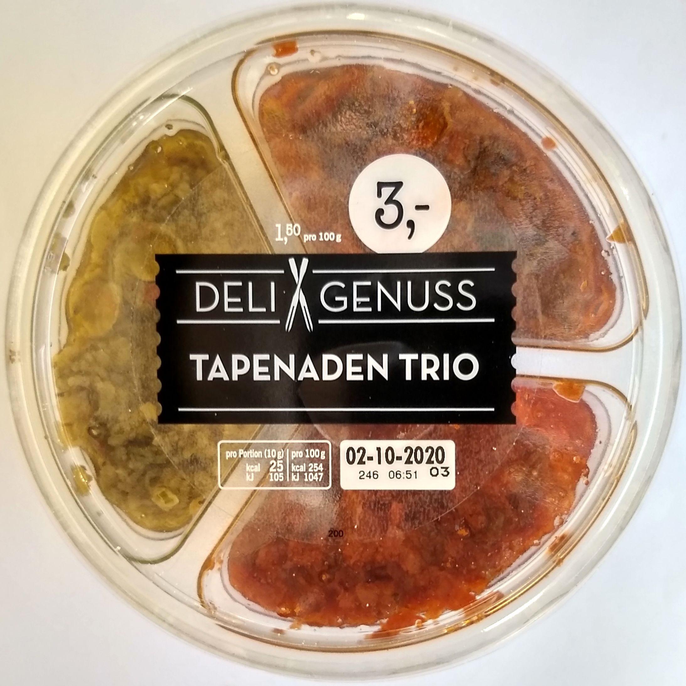 Tapenaden Trio - Product - de