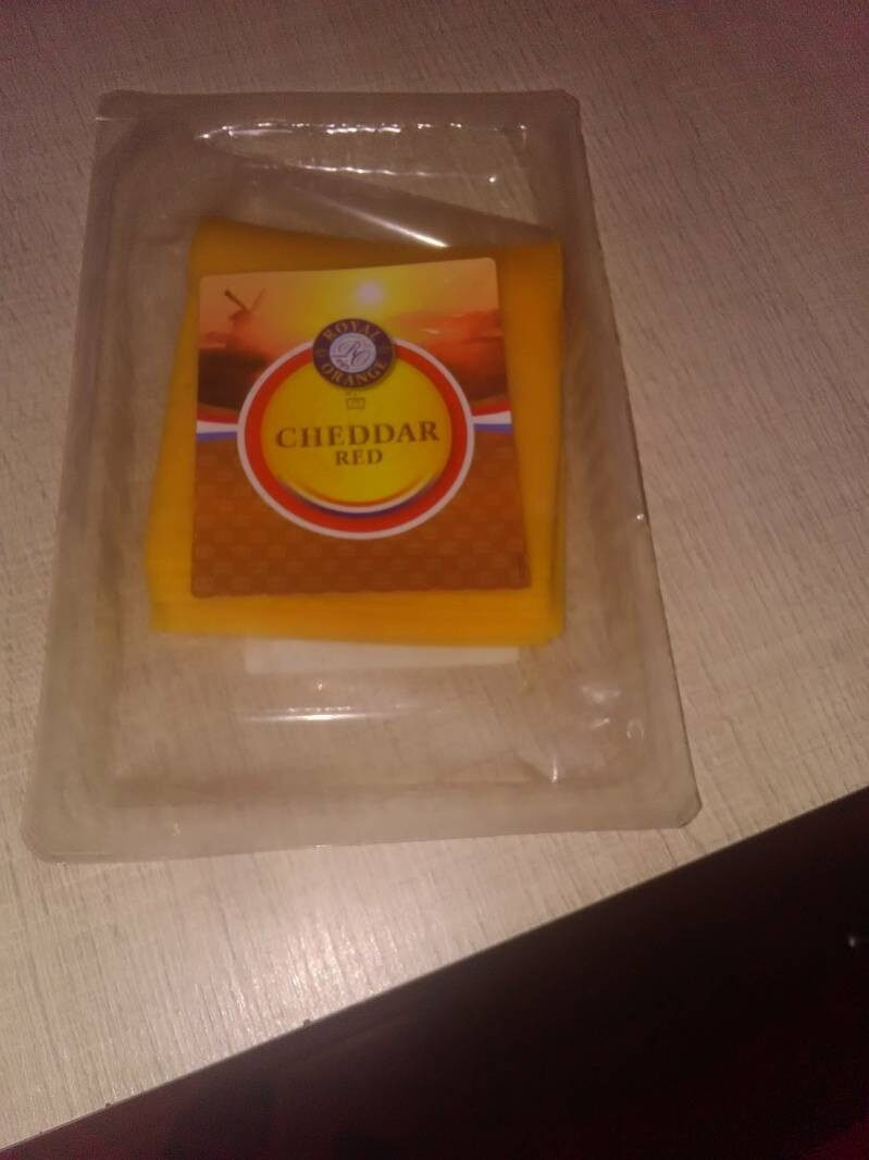 Queso Cheddar Red - Product