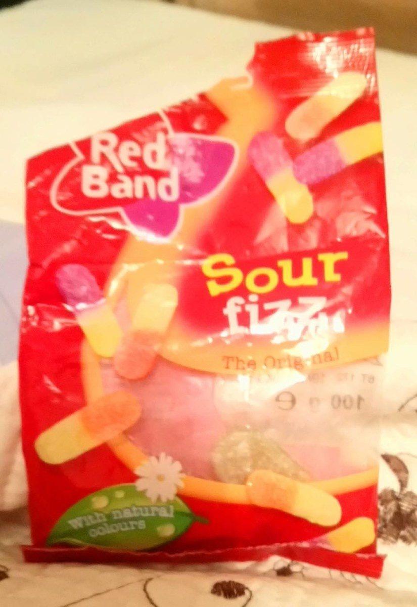 Sour fizz - Product - fr