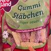 Gummi Stäbchen - Prodotto