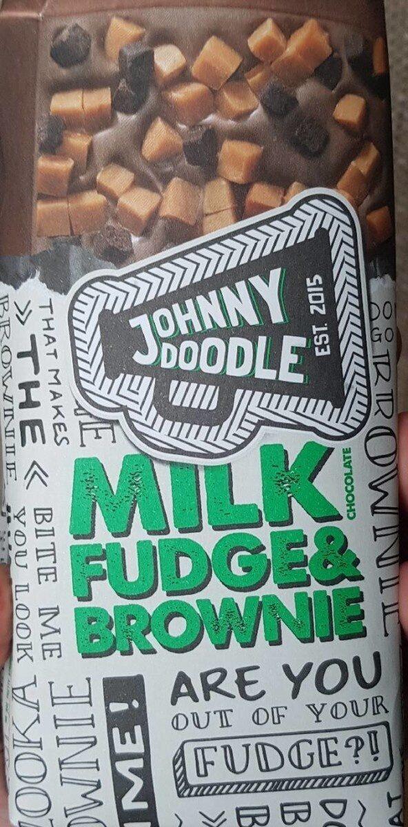 Milk Fudge&Brownie - Produkt - de