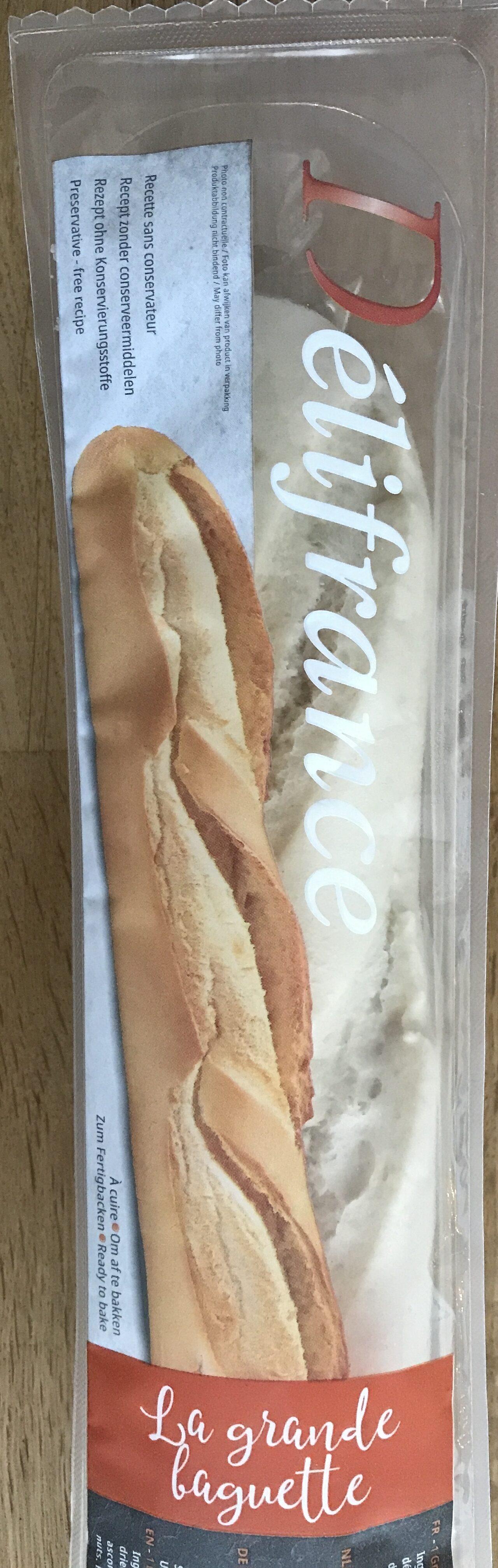 La grande baguette - Product