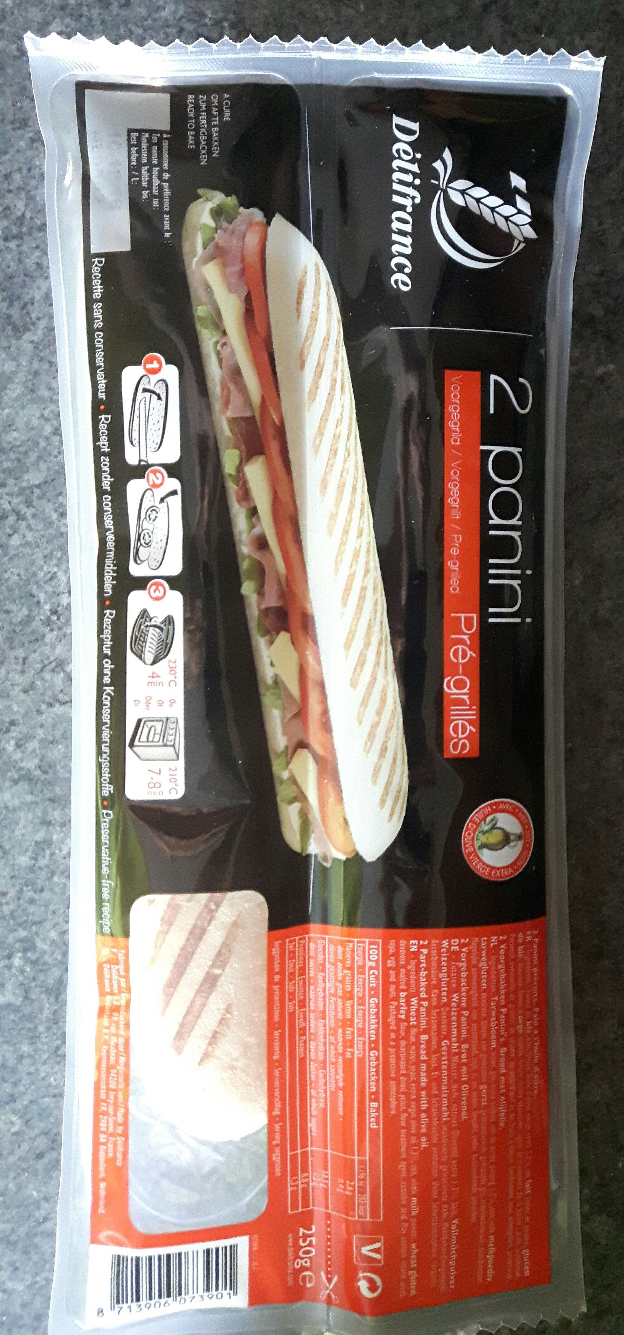 Panini - Product - fr