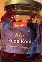 Bio choux rouge - Product - fr