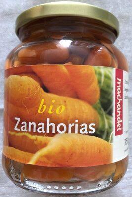 Zanahorias bio - Producto - es