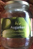 bio Augurken zoetzuur - Product - nl