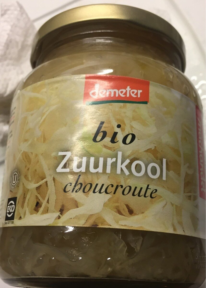 Choucroute - Product - fr