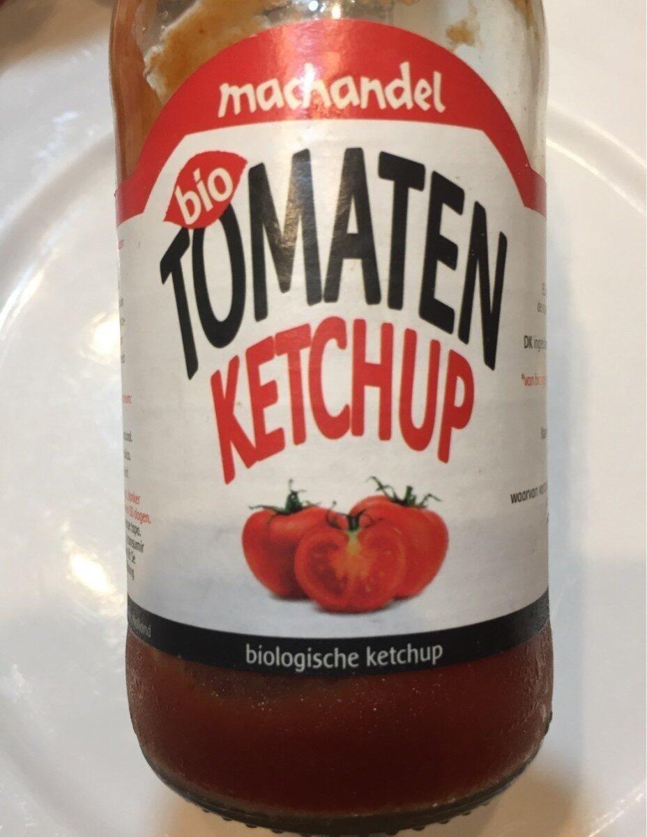 Bio Tomaten Ketchup - Product - es