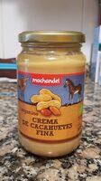 Crema de cacahuete fina - Producto - es