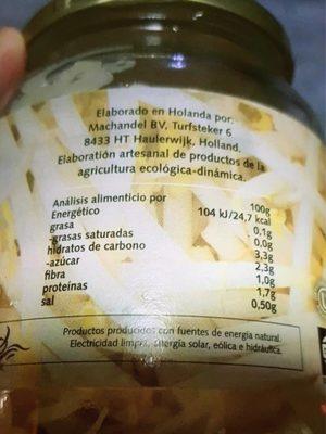 Soja germinada - Ingredients - fr