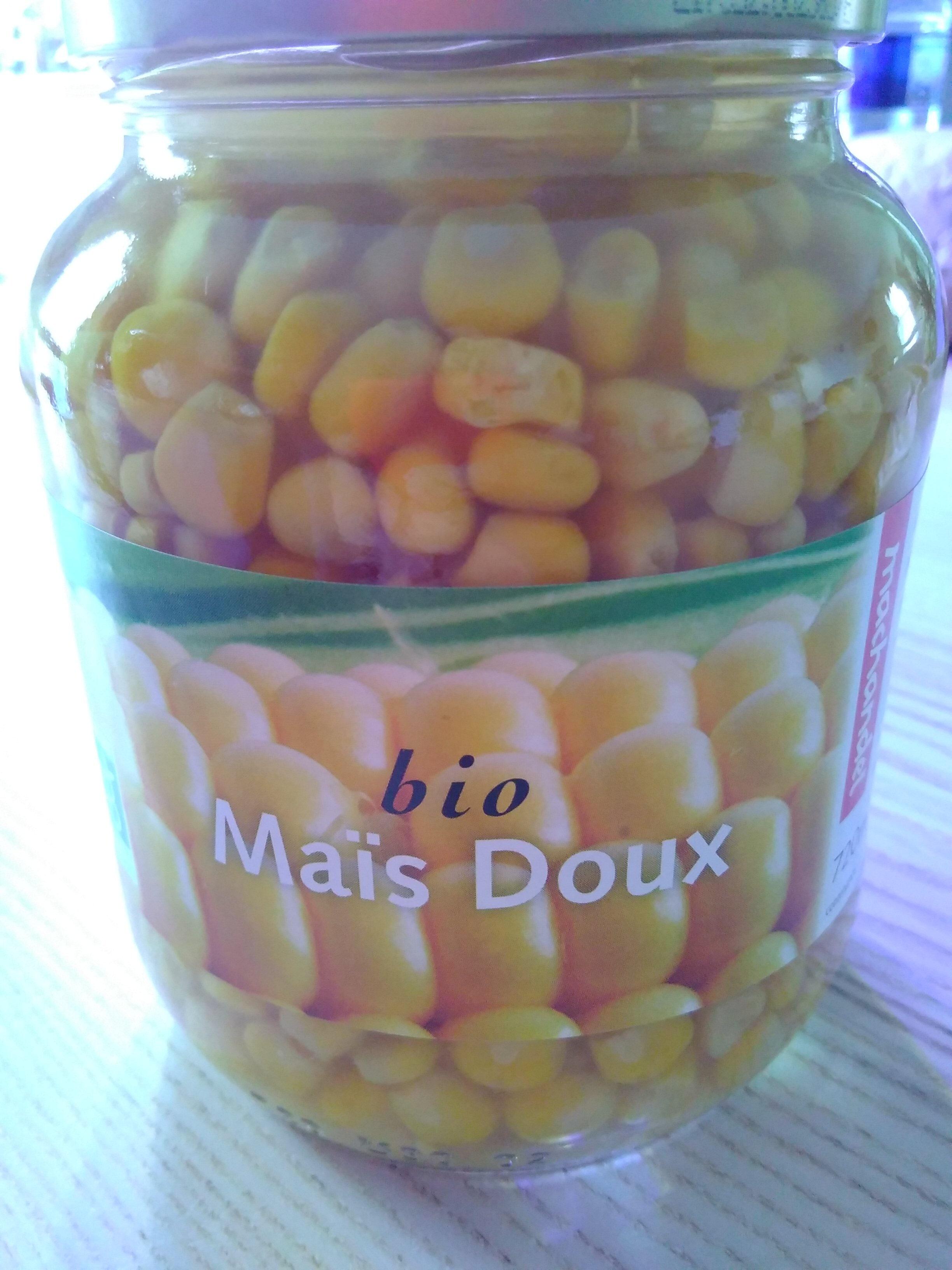 Maïs doux - Product - fr