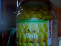 Bio Maíz dulce - Produit - fr