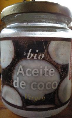 Bio aceite de coco virgen - Producto - es